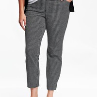Old Navy Womens Plus The Pixie Ankle Pants