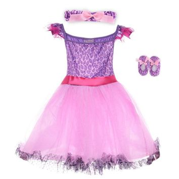 Girls Ballet Dance Dress Costume For Children Clothing Kids Ballet Dresses Toddler Bab