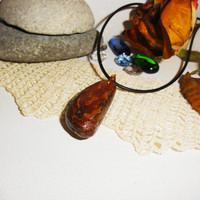 Pendant from bark, Wood jewelry, pendant with wood bark, natural tree bark, wooden necklace, , original nature, natural gift, unique gift