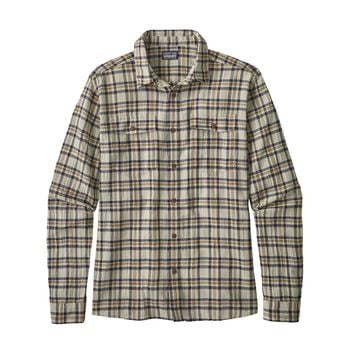 PATAGONIA MEN'S LONG SLEEVE STEERSMAN SHIRT