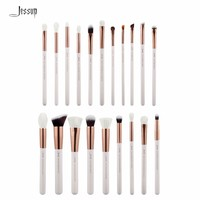 Aliexpress.com : Buy 2017 Jessup Brushes 20pcs Professional Makeup Brushes Set Makeup Brush Tools kit Foundation Powder Brushes T225 from Reliable brush set makeup suppliers on Jessup beautys Store