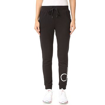Calvin Klein Casual Sport Drawstring Pants Trousers Sweatpants