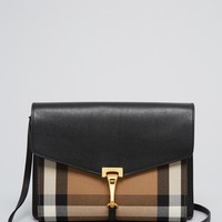 Burberry Crossbody - House Check Sartorial Small Macken
