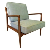 Pre-owned Kofod Larsen For Selig Danish Lounge Chair
