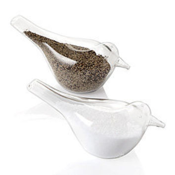 Robin Bird Salt & Pepper Shakers | Tabletop & Entertaining | Z Gallerie