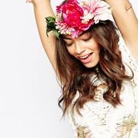 Rock 'N Rose Rosalie Floral Crown