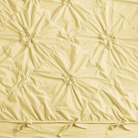 Savannah Yellow Full/Queen Duvet Cover