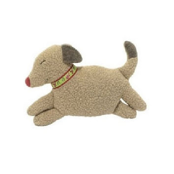 Leaping Dog Cuddle Toy