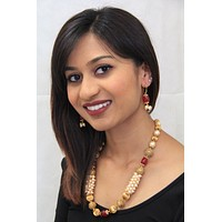 Indian Traditional Style Chandani Pearl Necklace