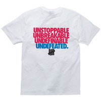 UNDEFEATED UNSTOPPABLE TEE | Undefeated