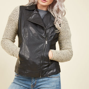 The Cutting Edge of Your Seat Jacket | Mod Retro Vintage Jackets | ModCloth.com