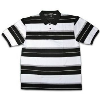 HomieGear — CalTop Brand - Men's Stripe Polo Shirt - summer shirt