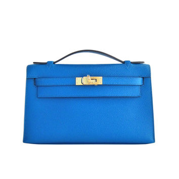 hermes kelly cut clutch souffre epsom palldium hardware