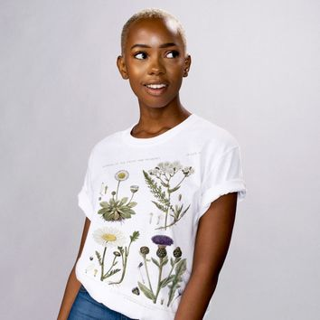 Field of Flowers Eco Shirt
