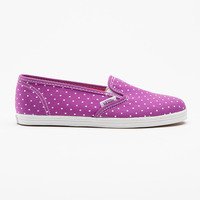 Micro Dots Slip-On Lo Pro, Girls