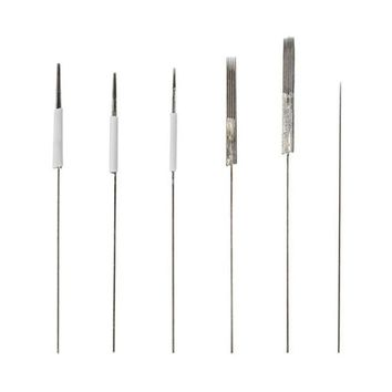 ac NOOW2 10 Pcs Microblading Needles for Microblading Embroidery Pen Pernement Makeup Eyebrow Tattoo Supplies