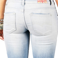 Castaway Straight Denim | Trendy Jeans at Pink Ice