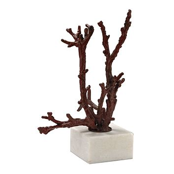 148027 Staghorn Coral Sculpture - Free Shipping!