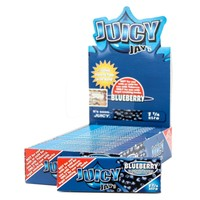 Juicy Jay's Blueberry 1 1/4 Rolling Papers