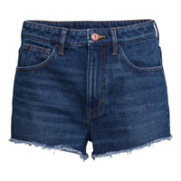 H&M Denim Shorts High waist $19.99