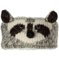 Robbie the Raccoon Knit Headband