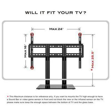 Table Top Tv Stand 2 Hght