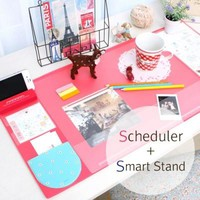 Office Big Mouse Mat Office Accessories Organizer Desk Office Organizer  Escritorio Stationery Holder
