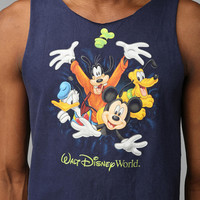 Urban Renewal Mickey and Friends Tank Top