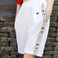 Champion Women Mesh Shorts