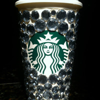 Be-dazzled Starbucks Reusable Cup