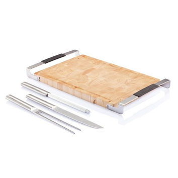 Rubberwood Carving Set