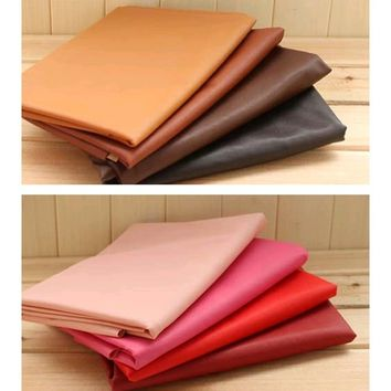 Faux Leather Sewing Fabric Purse Handbags Bags Making Supplies Tool
