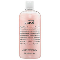 Amazing Grace Shampoo, Bath & Shower Gel - philosophy | Sephora