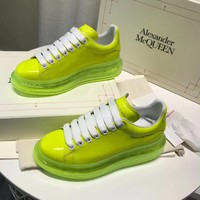 Alexander Mcqueen Oversized Sneakers With Air Cushion Sole Reference #17 - Best Online Sale
