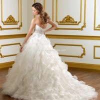 Mori Lee Wedding Dresses - Style 1803
