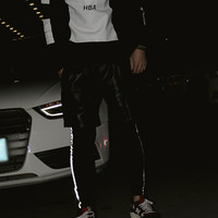 Noctilucent Couple Pants Men's Fashion Leggings [6541225859]