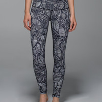 """lululemon"" Fashion Print Exercise Fitness Gym Yoga Running Leggings Sweatpants ( 9 Points Long)"