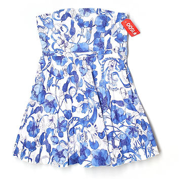 H&M Strapless Casual Dress