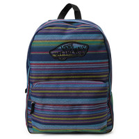 Vans Realm Multi Stripe Dewberry Backpack at Zumiez : PDP