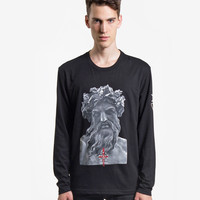 Divine Destruction Long Sleeve Tee