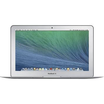 "Apple - 11.6"" MacBook Air Notebook - 4 GB Memory and 128 GB Solid State Drive"