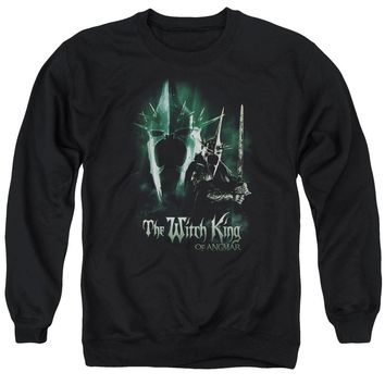 Lor - Witch King Adult Crewneck Sweatshirt Officially Licensed Apparel