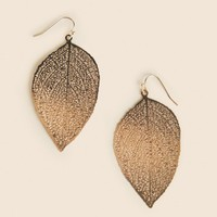 Leaves In The Wind Earrings