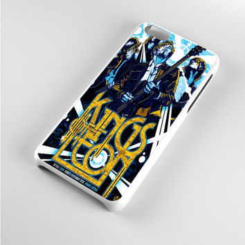 Kings of Leon music iPhone 5c Case