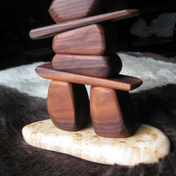Inukchuk of the North by gammamike on Etsy