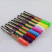 8 Colors Marker Pen Liquid Chalk Highlighter for LED Writing Board