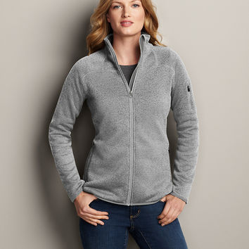 Radiator Fleece Full-zip Jacket | Eddie Bauer