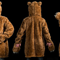 Original Workaholics Bear Coat