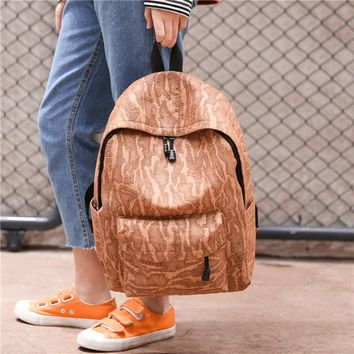 Fashion Men Bag Canvas Backpack Women Travel Bags Retro Backpacks for Girls Teenager School Bag Women Brands Mochilas Sac A Dos