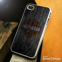 Harley davidson motor wood iPhone 4 5 5c 6 Plus Case, Samsung Galaxy S3 S4 S5 Note 3 4 Case, iPod 4 5 Case, HtC One M7 M8 and Nexus Case